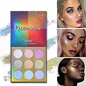 🌈 Ucanbe Kaleidoscope Highlight palette